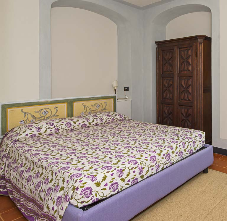 Rooms for stays in Liguria